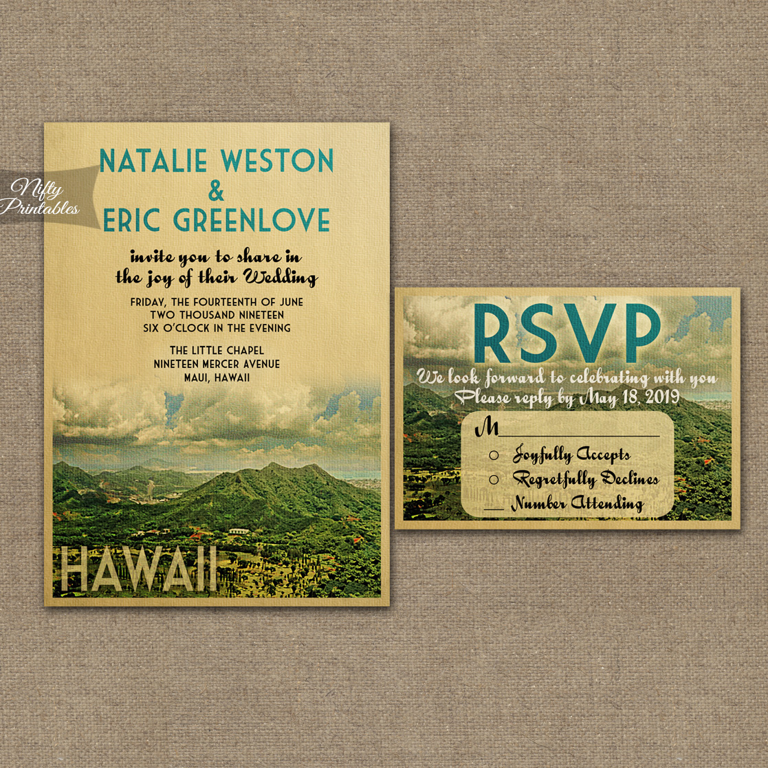 Hawaii Wedding Invitations is an amazing ideas you had to choose for invitation design