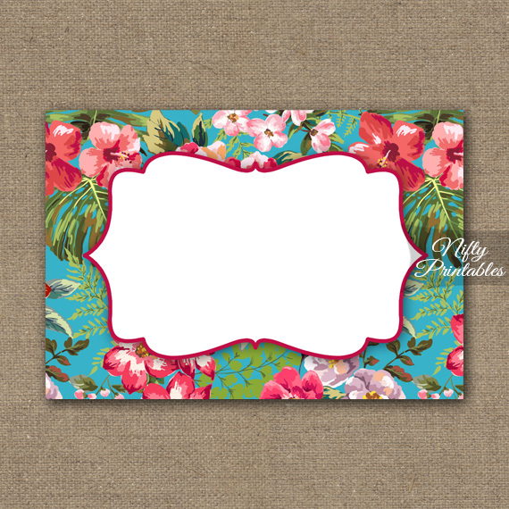 Hawaiian Invitations Free is best invitation sample