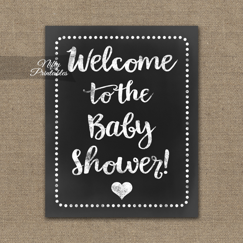 home baby shower baby shower signs banners baby shower welcome sign