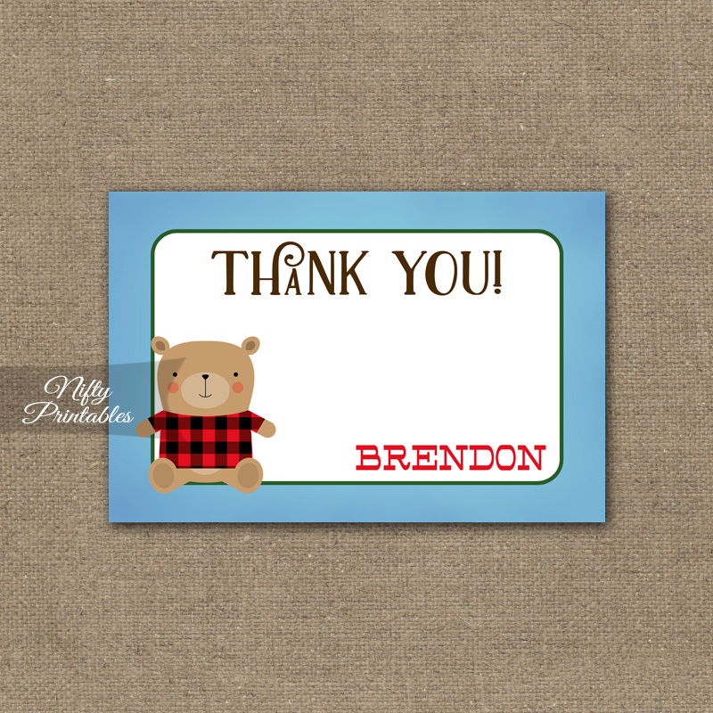 Teddy Bear Birthday Invitation - Teddy Bear Picnic Invite - Nifty ...