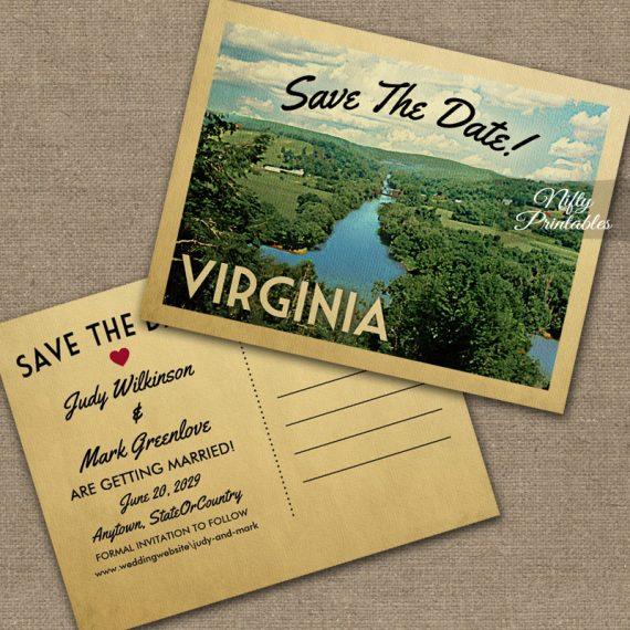 Virginia Save The Date PRINTED