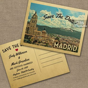 Madrid Save The Date PRINTED