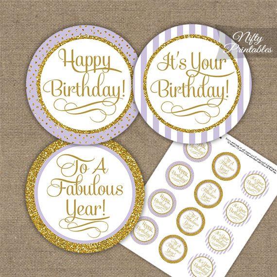 Happy Birthday Cake Topper Printable Http Dimitrastories Blogspot Com